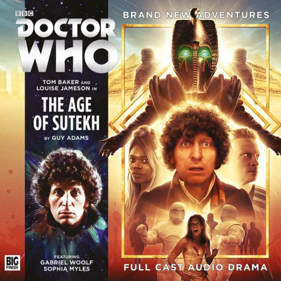 DW The Age of Sutekh cover
