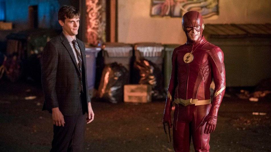 Flash Season 4 1