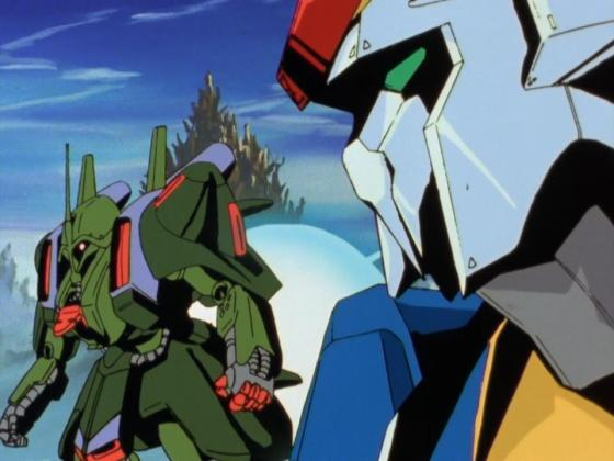 Gundam ZZ P1 2