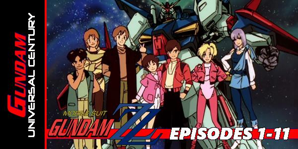 Gundam ZZ P1