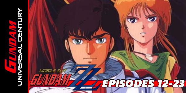 Gundam ZZ P2