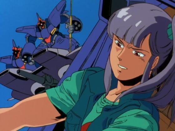 Gundam ZZ P3 2