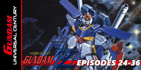 Gundam ZZ P3