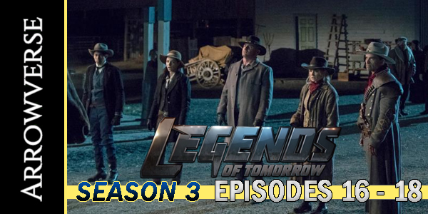 Legends of Tomorrow P3