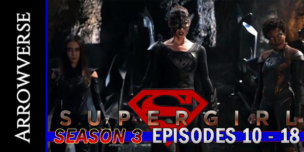 Supergirl S3 P2