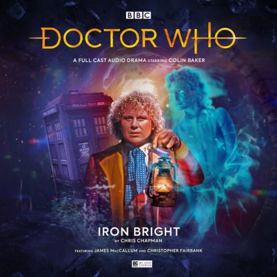 DW Iron Bright Cover