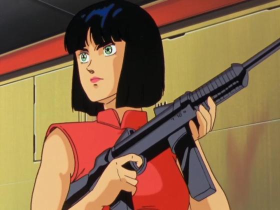 Gundam ZZ P4 1