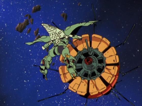 Gundam ZZ P4 2
