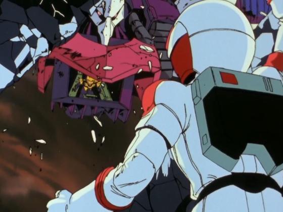 Gundam ZZ P4 4