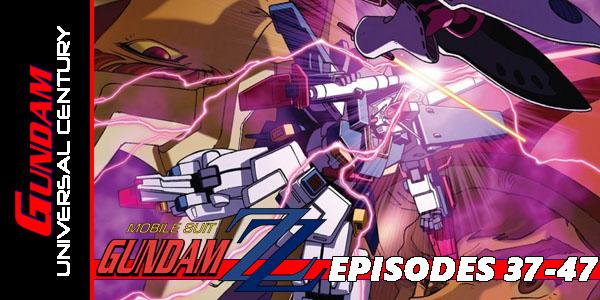 Gundam ZZ P4