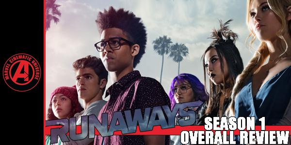 Runaways S1