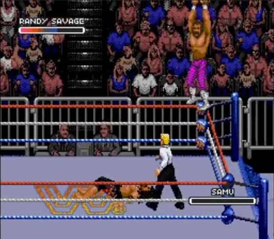 WWF Rage in the Cage 3
