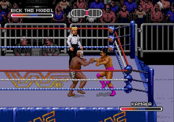 WWF Rage in the Cage 4