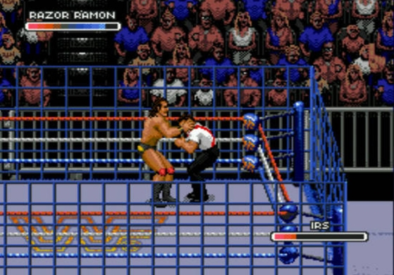 WWF Rage in the Cage 5