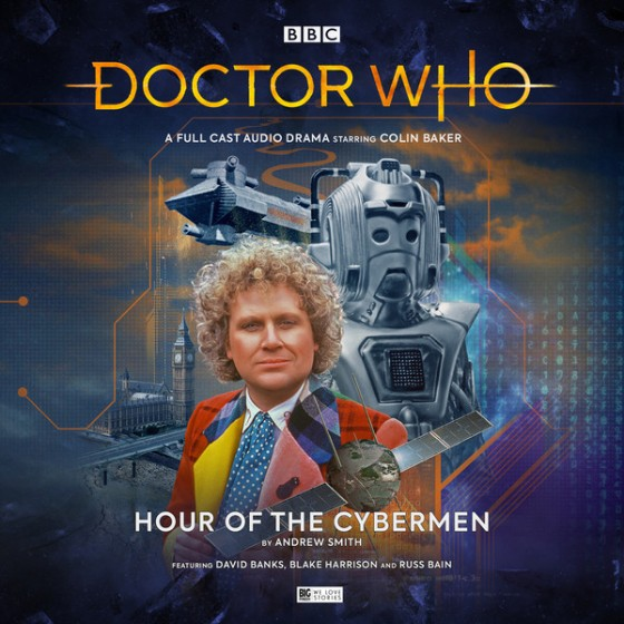 DW Hour of the Cybermen Cover