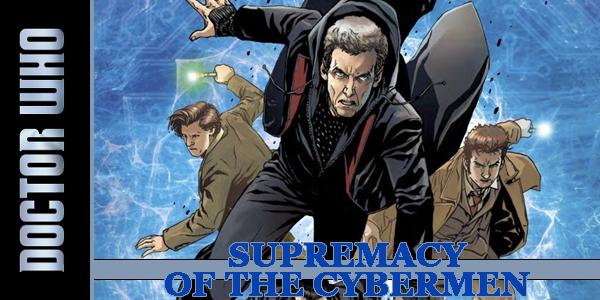 DW Supremacy of the Cybermen