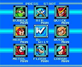 Mega Man 2 2