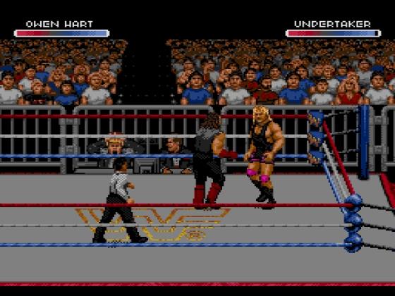 WWF RAW 1