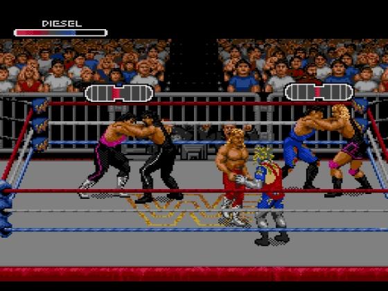 WWF RAW 2