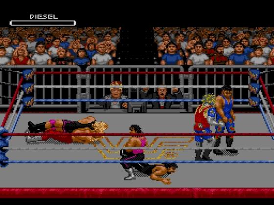 WWF RAW 3