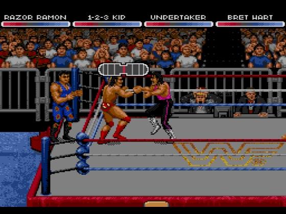 WWF RAW 4
