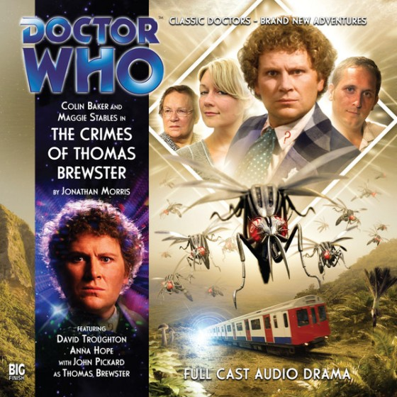 DW Crimes of Thomas Brewster Cover
