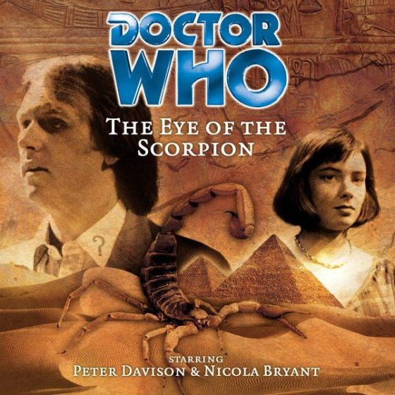DW Eye of the Scorpion Cover