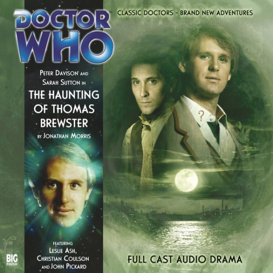 DW Haunting of Thomas Brewster Cover