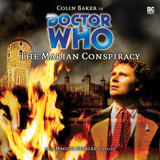 DW Marian Conspiracy Cover