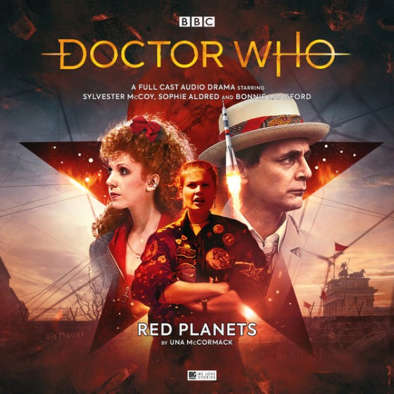 DW Red Planets Cover