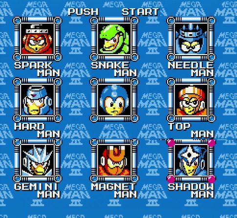 Mega Man 3 5