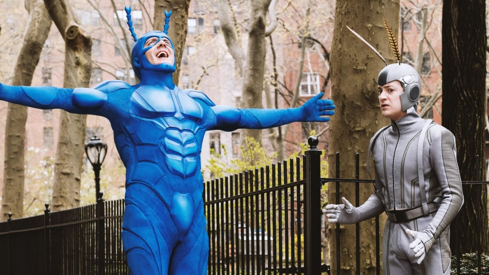 The Tick Season 1 1