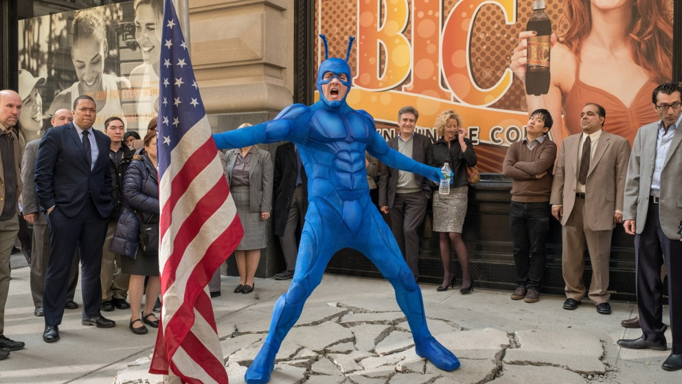 The Tick Season 1 2
