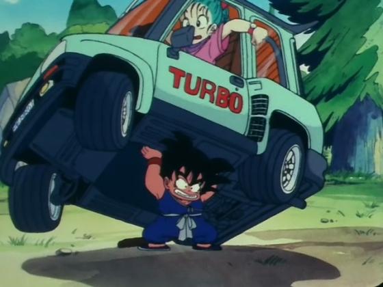 DB Son Goku Arc 1