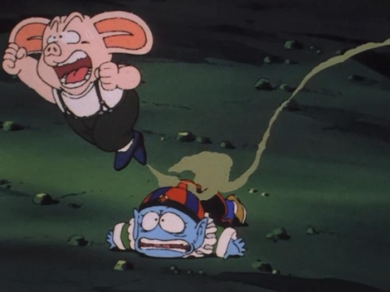 DB Son Goku Arc 4