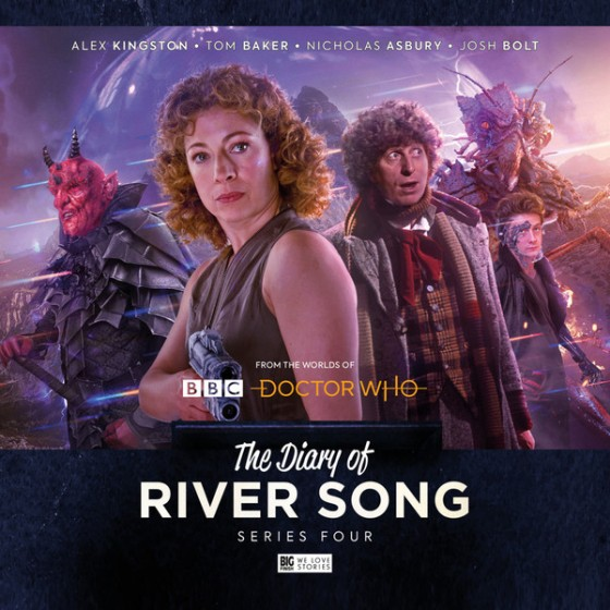 Diary of River Song S4 Overall Cover