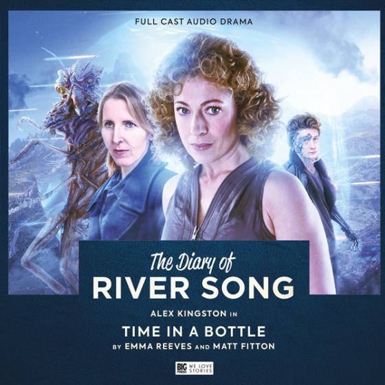 Diary of River Song S4 P1 Cover