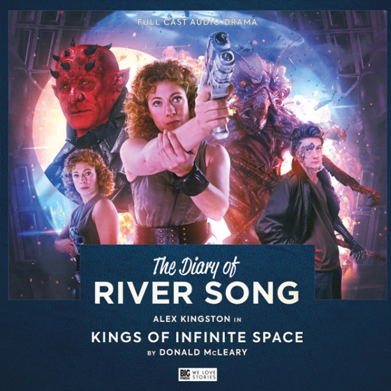 Diary of River Song S4 P2 Cover
