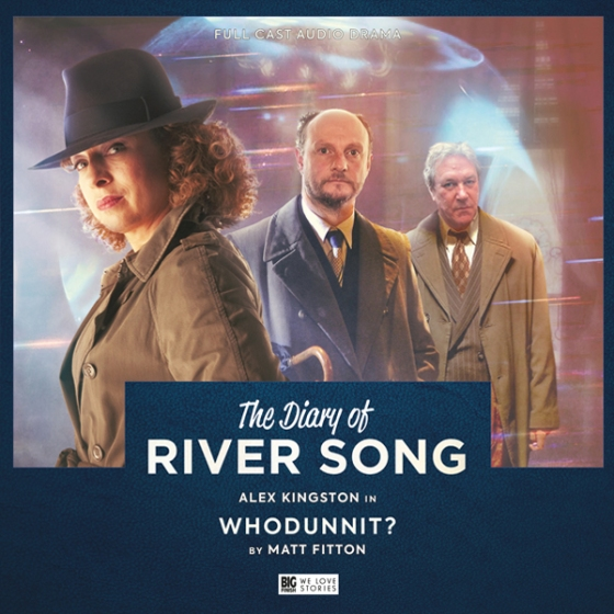 Diary of River Song S4 P3 Cover