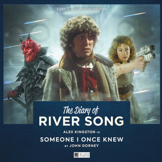 Diary of River Song S4 P4 Cover