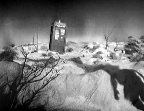DW An Unearthly Child 4