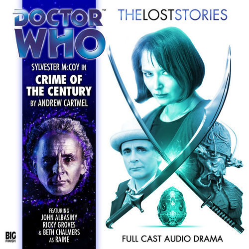 DW Crime of the Century Cover