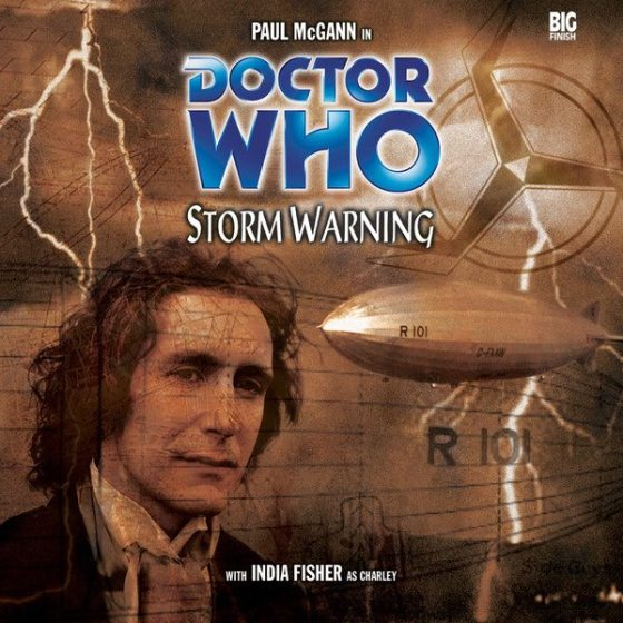 DW Storm Warning Cover