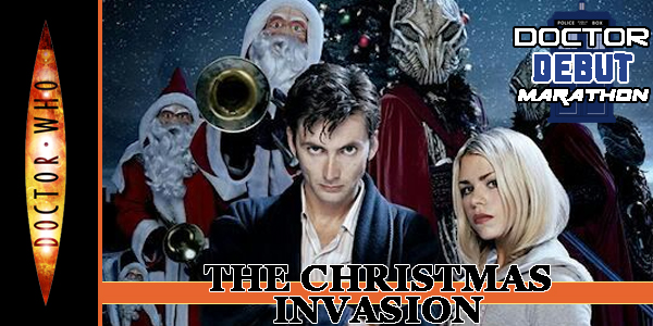 DW The Christmas Invasion