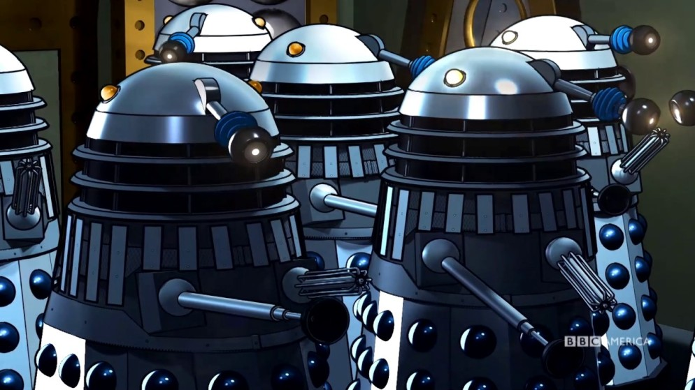 DW The Power of the Daleks 1