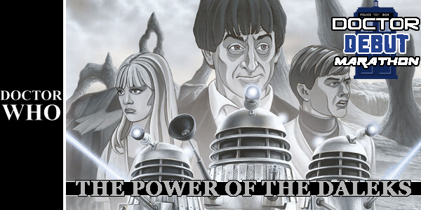 DW The Power of the Daleks