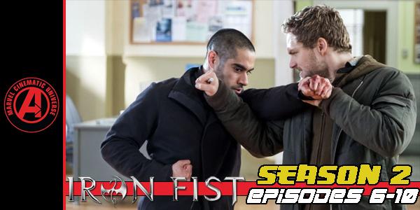 Iron Fist S2 P2