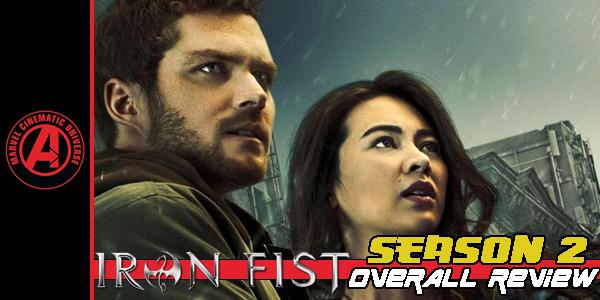 Iron Fist S2