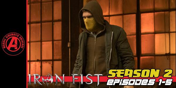 Iron Fist Season 2 P1