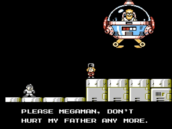 Mega Man 4 1